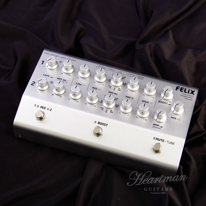 GRACE design Felix [2ch Instrument Preamp/Blender]